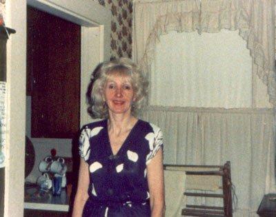 Mother Ipswich kitchen 1995